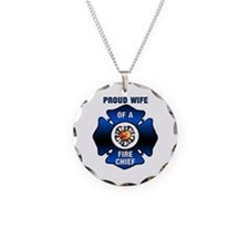 Fire Chiefs Wife Necklace