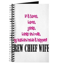 CC Wife Home/Office Journal