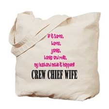 CC Wife Home/Office Tote Bag