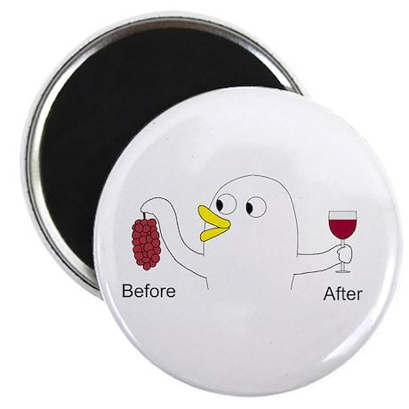 Wine Maker Magnet