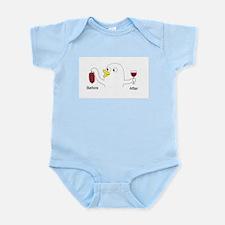 Wine Maker Infant Bodysuit