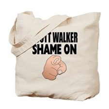 SHAME ON YOU Tote Bag