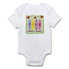 Surf Love Infant Bodysuit