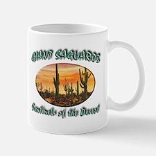 Giant Saguaros Mug