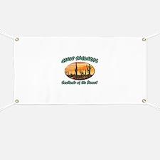 Giant Saguaros Banner
