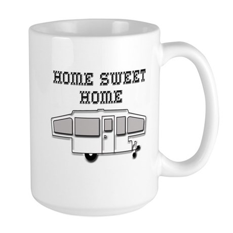 Home Sweet Home Pop Up Large Mug