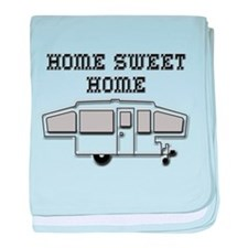 Home Sweet Home Pop Up baby blanket