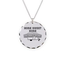 Home Sweet Home Pop Up Necklace
