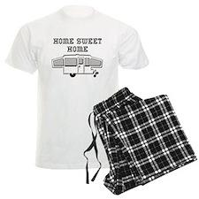 Home Sweet Home Pop Up Pajamas