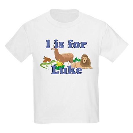 L is for Luke Kids Light T-Shirt