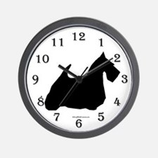 Scotty 2 Wall Clock