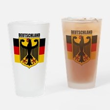 Deutschland 1 Drinking Glass