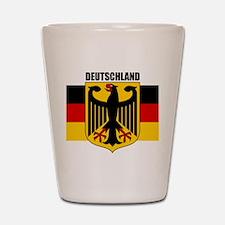 Deutschland 1 Shot Glass
