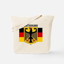 Deutschland 1 Tote Bag