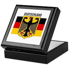 Deutschland 1 Keepsake Box