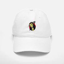 Death Grim Reaper Tattoo Cap