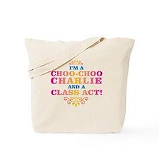 Choo-Choo Charlie Tote Bag