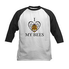 I Love My Bees Tee