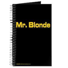 Reservoir Dogs Mr. Blonde Journal