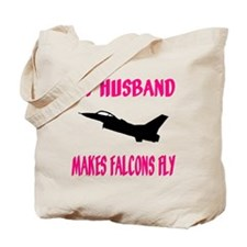Falcon Husband Home/Office Tote Bag