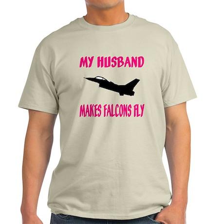 Falcon Husband Apparel Light T-Shirt
