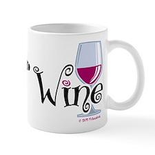 Got Wine Mug
