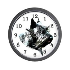Scotty 1 Wall Clock
