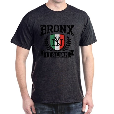 Bronx NY Italian Dark T-Shirt
