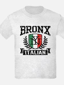 Bronx NY Italian T-Shirt