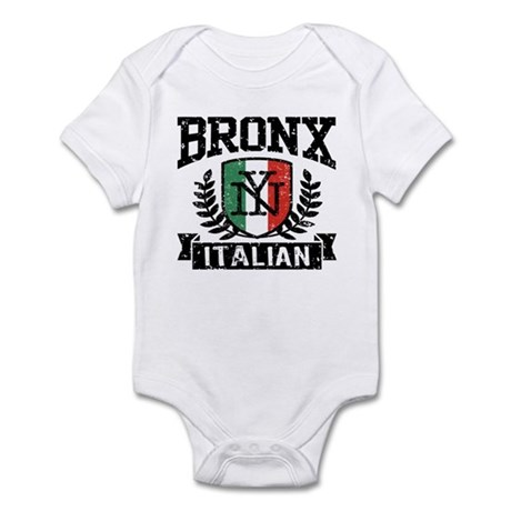 Bronx NY Italian Infant Bodysuit