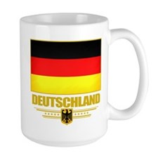 Deutsch Flagge Mug
