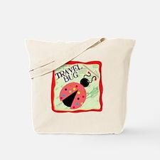 Got The Travel Bug Tote Bag