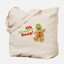 Oh Ginger Snap Tote Bag