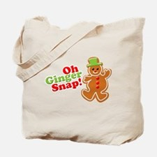 Oh Ginger Snap 2 Tote Bag