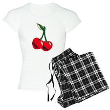 Cherries Tattoo Pajamas