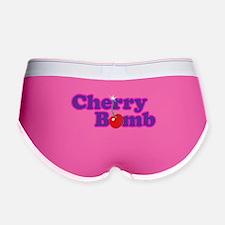 Cherry Bomb Women's Boy Brief