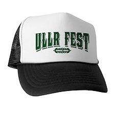 UllrFest Since 1963 Green Trucker Hat