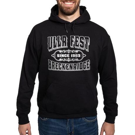 UllrFest Since 1963 Black Hoodie (dark)
