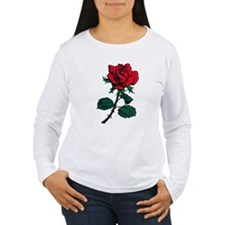 Red Rose Tattoo T-Shirt