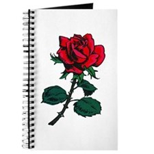 Red Rose Tattoo Journal