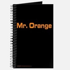 Reservoir Dogs Mr. Orange Journal