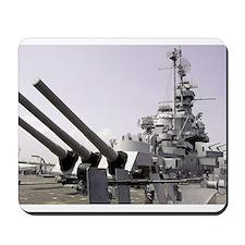 USS Alabama Mousepad