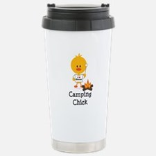 Camping Chick Stainless Steel Travel Mug