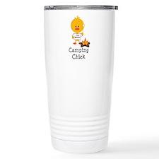 Camping Chick Travel Mug