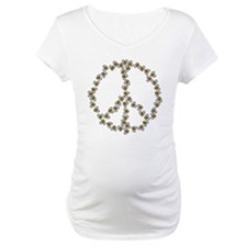 Peace Sign (made of bees) Shirt