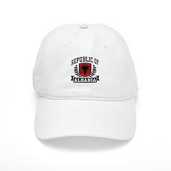 Republic of Albania Baseball Cap