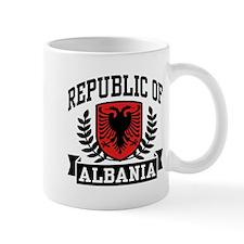 Republic of Albania Mug