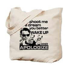 In A Dream Reservoir Dogs Tote Bag