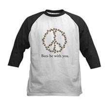 Bees be with you (peace symbo Tee