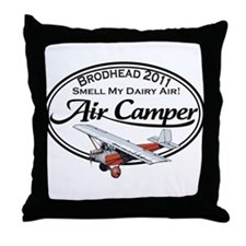 Brodhead 11 - Smell My Dairy Air Throw Pillow
